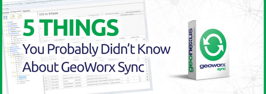 GeoWorx Sync Features